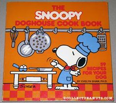 The Snoopy Doghouse Cook Book