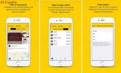 Furgo, la «app» que reinventa el transporte