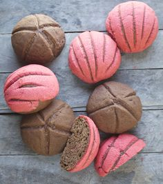 I grew up eating Pan Dulce when my Mom would pick some up at the Mexican market. I am so excited to make these myself.
