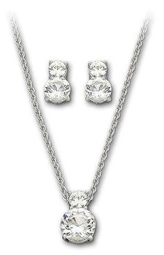 SWAROVSKI BRILLIANCE SET 1807339   Duty Free Crystal Swarovski Jewelry,  Swarovski Crystals, Pendant Jewelry dbffb18af006