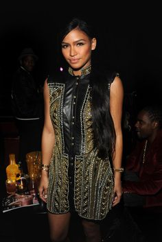 Cassie at the 8th Annual Nightlife Awards hosted by Paper