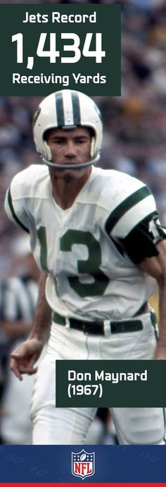 Did you know that Don Maynard's YPC average is the highest of anyone with at least 600 catches? Football Records, Football Icon, Football Love, Cowboys Football, Vintage Football, Football Players, Football University, Football Humor, Football Stuff