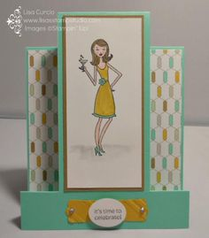 Creative Creases by lisacurcio2001 - Cards and Paper Crafts at Splitcoaststampers