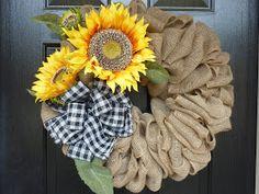 ~~~~~~~~~Created Twists: Summer Wreaths