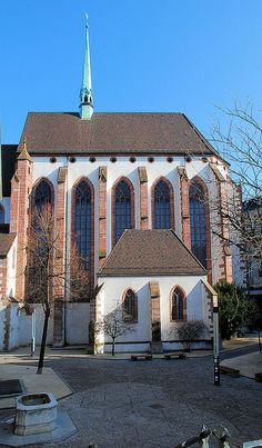 "Barfüsserkirche, Basel, Switzerland. I don't know why it's called ""Barefootchurch"" however."