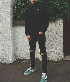 Mens Fashion Casual – The World of Mens Fashion Stylish Mens Outfits, Tomboy Outfits, Tomboy Fashion, Grunge Outfits, Cool Outfits, Casual Outfits, Mens Fashion, Fashion Outfits, Bar Outfits