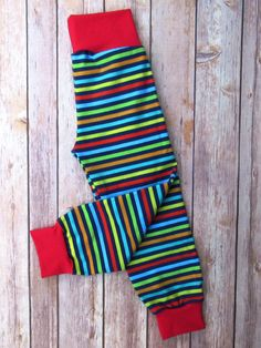 Boy Jogging Pants- Toddler Striped Joggers- Cuffed Lounge pants- 2-3T Loose Fit Leggings- Ready to Ship- In-Stock- Multi-colored Stripes- by TheClothOnes on Etsy https://www.etsy.com/listing/272953898/boy-jogging-pants-toddler-striped