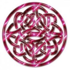 Did you know that this is a Celtic Love Knot? If you look at the pendant closely, you will find that the endless knotwork is actually holding 8 hearts bound by a circle (the Celtic Circle). Upon much closer examination, you will also be able to observe that within the endless design, there exists the runic interpretation of love, which is 'X'.