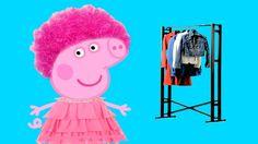 свинка Пеппа модница. Мультфильм для детей. Серия #100.