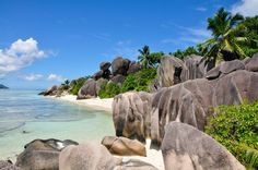 Anse Source d'Argent, Seychellen