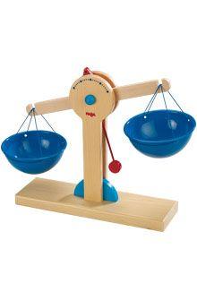 HABA - Erfinder für Kinder - Waage - Kaufladenausstattung - Kaufladen - Spielzeug & Möbel