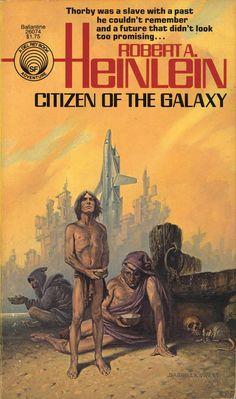 Citizen of the Galaxy/Robert A Heinlein