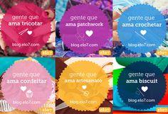 Selos para blog: declare seu amor pelo artesanato!   Blog do Elo7