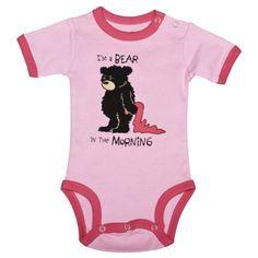 Infant Creeper Onesie by LazyOne | Baby One Piece 6, 12, ...