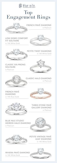 With the largest selection of certified diamonds and meticulously designed handcrafted rings we're here to help you find your perfect engagement ring.    Start your search with inspiration from our top 20 engagement rings!  View now at  .