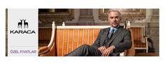 Karaca Genel Erkek indirimli kampanyası http://birkerede.com/s/rasr
