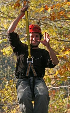 Screaming Ziplines™ > Gallery, Ziplines, Zip Lines by EBL
