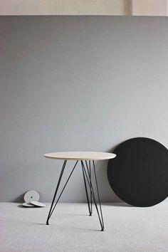 Daniel Barbera Uccio Table | http://www.yellowtrace.com.au/interview-daniel-barbera/