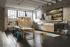 Buongiorno!!!! Iniziamo la giornata con un progetto. Quello di una cucina contemporanea. A chi di voi piace questo stile metropolitano e innovativo? http://www.arredamento.it/progetto-cucina.asp  #cucina #contemporaneo #stili Snaidero Cucine Veneta Cucine