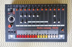MATRIXSYNTH: Yocto 808 Analog Drum Machine Synthesizer Roland T...