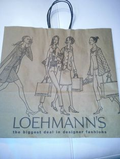 clever shopping bag graphics
