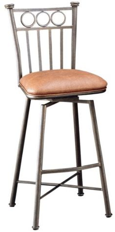 Special Offers - Pastel Furniture BO-219-26-BF-582 Bostonian Swivel Barstool 26-Inch Bronze and Shandora Toast - In stock & Free Shipping. You can save more money! Check It (June 16 2016 at 09:28AM) >> http://sofaarmchairusa.net/pastel-furniture-bo-219-26-bf-582-bostonian-swivel-barstool-26-inch-bronze-and-shandora-toast/