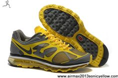 Low Price Nike Air Max 2012 Varsity Maize Grey 487982-009 Mens Latest Now