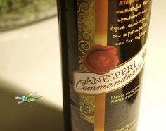 Anespri Commandaria is a recent bottled edition on the market for Commandaria bottled without ageing,  resulting in a more naturally sweet Commandaria