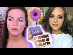 Makeup Tutorial | Casey Holmes - YouTube feat. Too Faced Born This Way #toofaced
