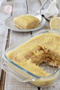 mattonella al limone e al limoncello #allacciateilgrembiule