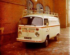 Oude brandweer VWbus