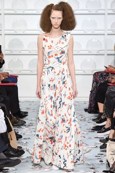 Schiaparelli Spring 2016 Couture - Worn by Anna Wintour at the '2016 Tony Awards'