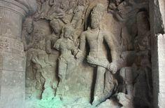 Shiva Parvati Wedding - Elephanta