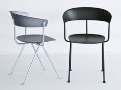 ronan & erwan bouroullec expand officina collection for magis with chair + stool