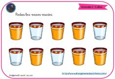 Cuaderno de vacaciones Infantil 2-3 años 2019 PDF - Imagenes Educativas Shot Glass, Mugs, David, Math Games, Preschool Education, Note Cards, Stencils, Mug, Shot Glasses