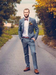 Hochzeitsanzug Der Marke Wilvorst After Six Kollektion Sommer