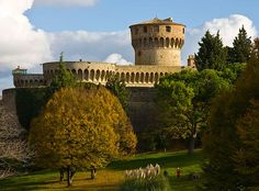 Volterra Photos: Picture of Medici Fortress
