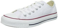 Oferta: 66.37€. Comprar Ofertas de Converse Chuck Taylor Core Lea Ox - Zapatillas de cuero unisex, Blanc, 39 barato. ¡Mira las ofertas!