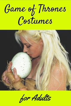 Game of Thrones Adult Halloween Costume ideas. Some of the most popular Games of Thrones character to dress as are, Daenerys Targaryen Jon Snow and Tyrion Lannister. Game Of Thrones Halloween, Game Of Thrones Costumes, Family Costumes, Adult Costumes, Woman Costumes, Couple Costumes, Group Costumes, Halloween Gift Baskets, Halloween Gifts