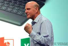 Steve Ballmer thinks Windows phones should run Android apps Last month The Verge reported that Project Astoria Microsoft's plan to bring Android apps to its Windows 10 Mobile platform has been put on hold but it seems one notable figure from the company's recent history would disagree with that decision. Steve Ballmer Microsoft's former CEO and its biggest individual shareholder wasn't happy with current chief Satya Nadella's answer to a question about the lack of Windows phone apps at the…
