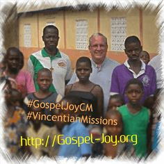 Mission Appeal 2015 | The Joy of the Gospel [avaialable in English, Spanish, French, Polish] #GispelJoyCM #VincentianMissions