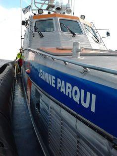 KNRM   Grootste type reddingboot KNRM vloot RT @KNRM_HvH: Morgen is de #jeanineparqui bij de @Wereldhavendagen