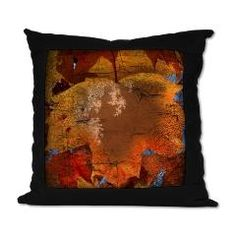 autumn Suede Pillow > Altered Images > MehrFarbeimLeben