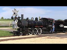 Whiskey River Railway Day 2017 - YouTube