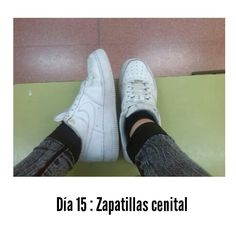 Día 15 : Zapatillas