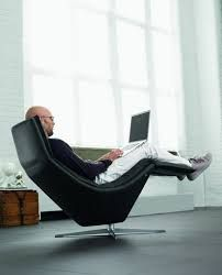 Genial Black Reclainer Chair To Doing Relax To Spent Leasure Times The Comfot  Place To Seating See The All Time Best Lounge Chair Living Room