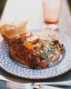The perfect summer dish, this chicken is even better served cold the next day. Chicken breasts.