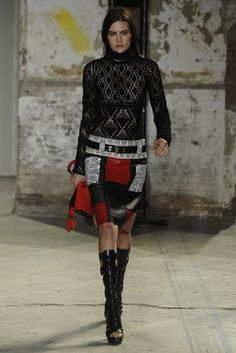 The Best of: Proenza Schouler Wiosna Lato SS2013. Mercedes Benz Fashion Week New York SS 2013