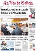 DescargarLa Voz De Galicia - 5 Abril 2014 - PDF - IPAD - ESPAÑOL - HQ