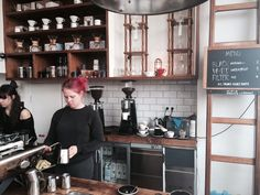 Lot Sixty One Coffee Roasters - Amsterdam, Noord-Holland, The Netherlands